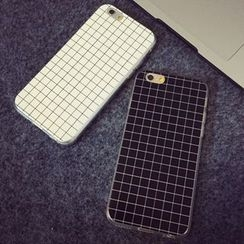 Kerodine - 印花iphone6/6s/6plus/6splus/5/5s/7/7plus保護套