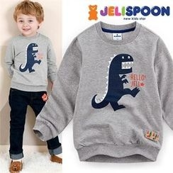 JELISPOON - Boys Printed Sweatshirt