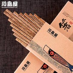 Kawa Simaya - Wood Chopsticks (10 pairs)