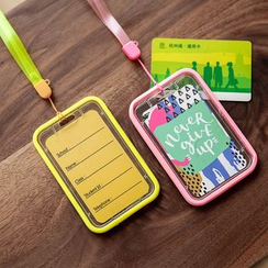 Class 302 - Printed Card Holder