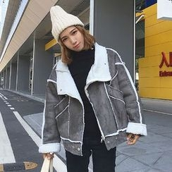 Karnel - Faux Shearling Jacket