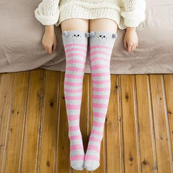 Nikiki - Fleece Stockings