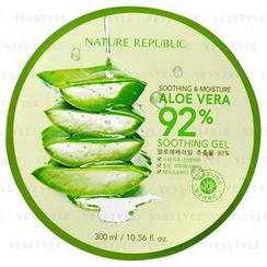 Nature Republic - Soothing and Moisture Aloe Vera 92% Soothing Gel