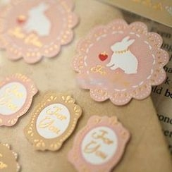Tivi Boutique - Gift Tag Sticker