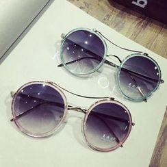 SOCOOL - 圓形太陽眼鏡
