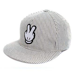 migunstyle - Patch-From Stripe Cap