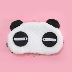 Red Unicorn - Panda Eye Mask