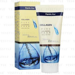 Farm Stay - Collagen Pure Cleansing Foam