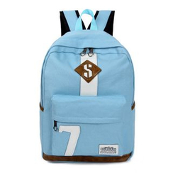 Jackpot Queen - Number Canvas Backpack