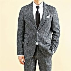 THE COVER - Patterned Blazer