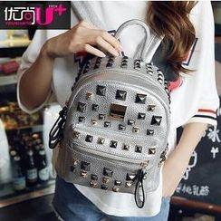 Youshine - Studded Backpack