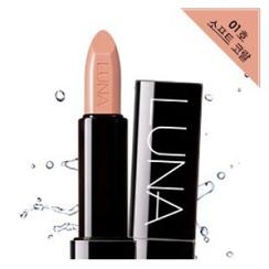 LUNA - Runway Cream Lipstick (#01 Soft Coral)