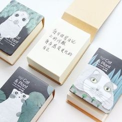 YouBuy - Printed Notebook (S)