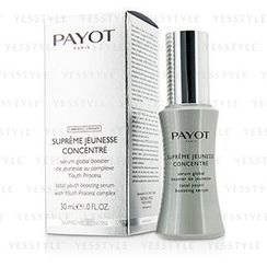 Payot - Supreme Jeunesse Concentre Total Youth Boosting Serum - For Mature Skins