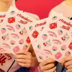 chuu - 'Strawberry Milk' Sticker
