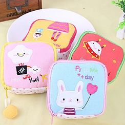 Evorest Bags - Cartoon Sanitary Pad Pouch