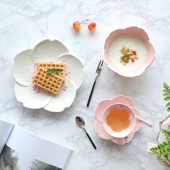 川島屋 - 櫻花陶瓷餐具
