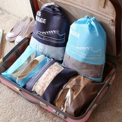 Home Simply - Travel Shoe Bag (set of 10)