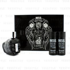 Diesel - Only The Brave Tattoo Coffret: Eau De Toilette Spray 75ml/2.5oz + 2x After Shave Balm 50ml/1.7oz