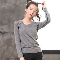 REALLION - Long-Sleeve Sport T-Shirt