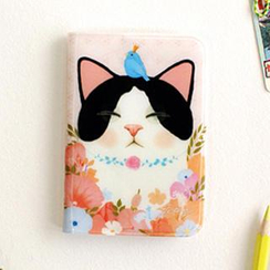 Full House - Cat Print Card Holder
