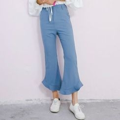 SUYISODA - Boot Cut Pants