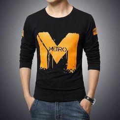 Alvicio - Lettering T-Shirt