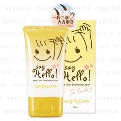 Candy Love - Say Hello! Body Clear Exfoliating Cream