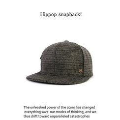 Ohkkage - Stripe Baseball Cap