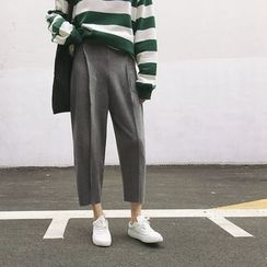 Windflower - Cropped Tapered Pants