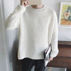 除一 - 純色毛衣
