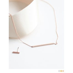 PINKROCKET - Pipe Necklace