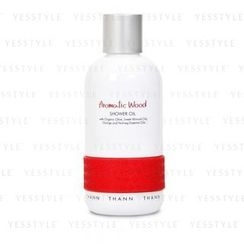 THANN - Aromatic Wood Shower Oil