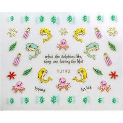 Maychao - Nail Sticker (TJ192)