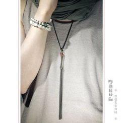 Zeno - 流苏项链
