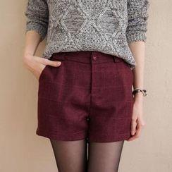Tokyo Fashion - Check Shorts