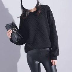Sonne - Argyle Pullover