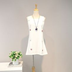 AIGIL - Sleeveless A-Line Dress