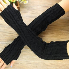 Fitight - Long Fingerless Gloves