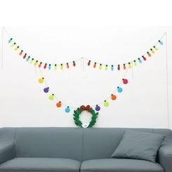 OH.LEELY - Light Bulb Bunting