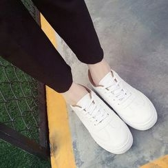 MISSEY - Lace Up Sneakers