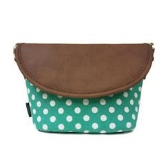 ideer - Polka Mini Mint Mirrorless Camera Cross Bag