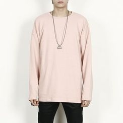 Remember Click - Round-Neck T-Shirt