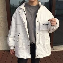 Cloud Nine - Loose Fit Jacket