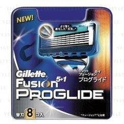 Gillette - Fusion 5 + 1 Proglide Manual Changeable Blade (Refill)