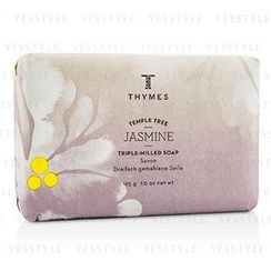 Thymes - Temple Tree Jasmine Triple Milled Soap