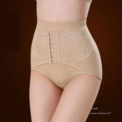 Jackelyn - High-waist Shaping Panties