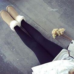 Cookadoo - Maternity Fleece-Lined Leggings