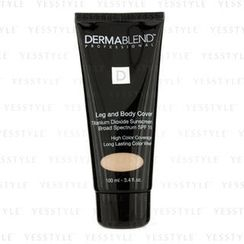 Dermablend - Leg and Body Cover SPF 15 (Full Coverage and Long Wearability) - Natural