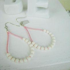 MyLittleThing - Fresh Bead Earrings(Pink)